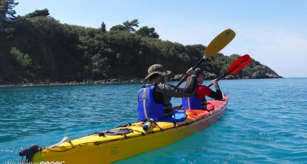 SEA KAYAK KALAMATA