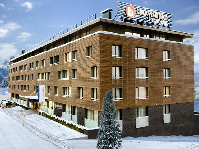 Lucky-Bansko-Aparthotel