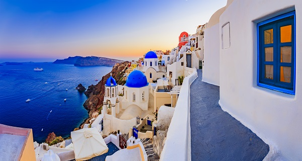 SANTORINI HOLIDAY PACKAGE
