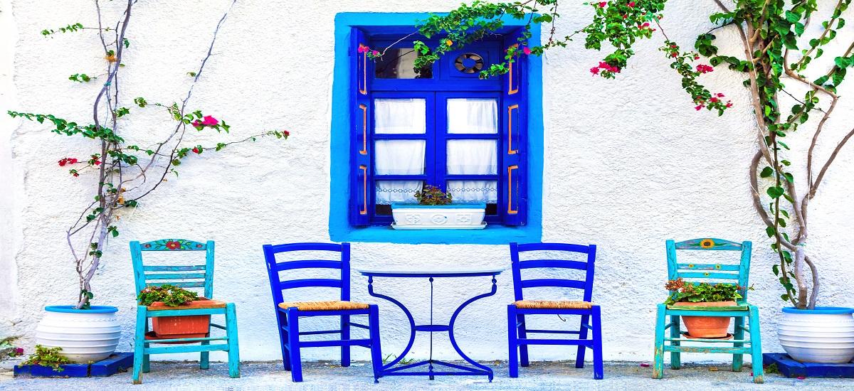 SINFOS ISLAND GREECE
